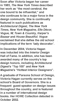 About Victoria Hagan